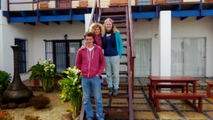 Alexandra and friends from Germany 01112013